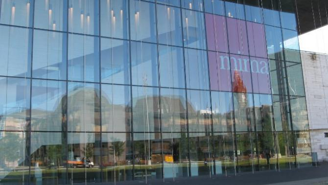 Reflecting the city - MIMA Middlesbrough
