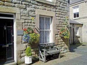 Alnwick Cottages in the town centre