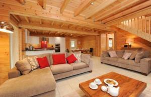 Luxury Eco-lodges in Somerset