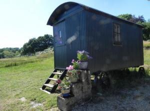 Quirky self-catering accommodation in Somerset
