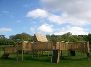 Family friendly inns with play areas in Somerset