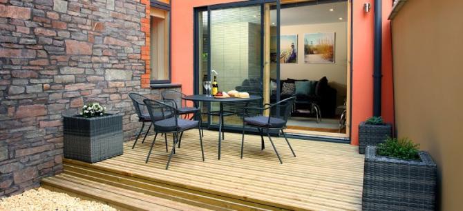 Luxury contemporary apartments in Bristol