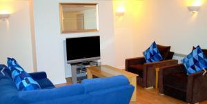 Luxury seaside apartments in Weston-super-Mare