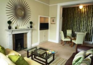 Stunning apartments in Bath overlooking Royal Crescent