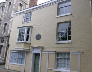 Jane Austen's house in Winchester