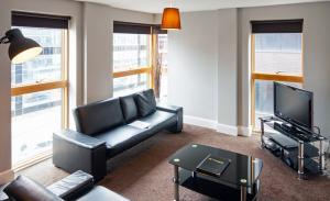 City Centre apartments with high speed WiFi included