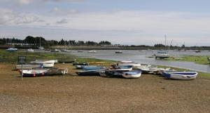Emsworth village is within the Chichester Harbour Area of Outstanding Natural Beauty
