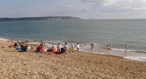 Milford-on-Sea Beach