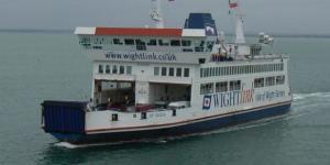 Wightlink Ferries - Portsmouth to the Isle of Wight