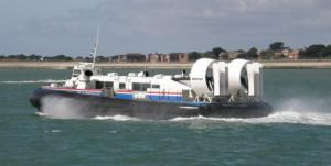 Hovertravel - Southsea to Ryde in just 10 minutes!