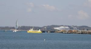 Poole Harbour is one of the largest natural harbours in the world