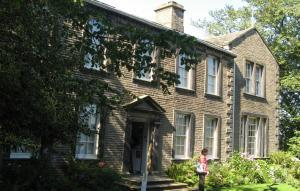 Bronte Parsonage Museum, Haworth, West Yorkshire