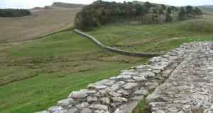 Hadrian's Wall Path, Northumberland, North East