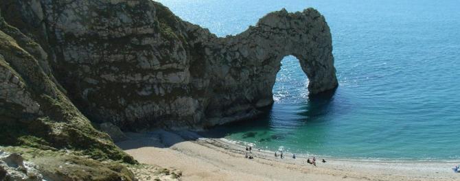 Durdle Door, Jurassic Coast, Dorset AONB