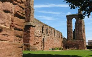 Arbroath Abbey - plan your wedding at one of Scotland's most famous heritage sites