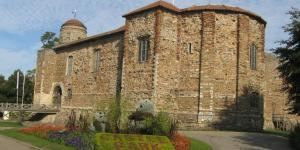 Colchester Castle is the biggest Norman Keep in Europe