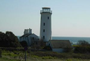Old Lower Lighthouse - Portland Bird Observatory