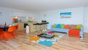 Luxury contemporary apartments in the Newquay area