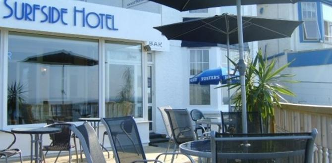 Quality, affordable Newquay accommodation with surf school