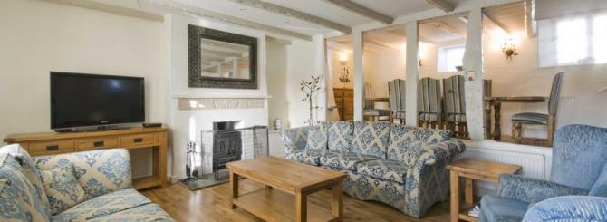 Luxury holiday cottages in Newquay