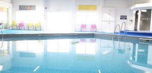 Luxury Newquay hotels with pools & sauna