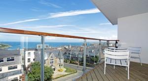 Luxury apartments on the Newquay Coast
