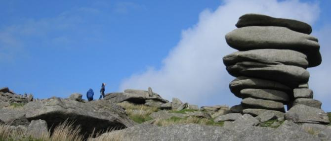 Liskeard is a popular southern gateway into Bodmin Moor & the famous rock formations around Minions