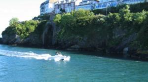 Watersports in Looe