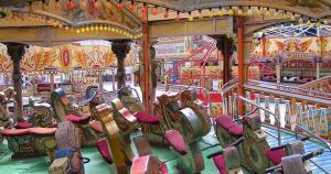 Dingles Fairground Heritage Centre near Launceston