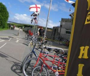 Bike Hire at the start of the Camel Trail, Wadebridge