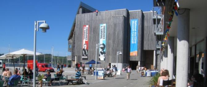 National Maritime Museum, Falmouth Harbour