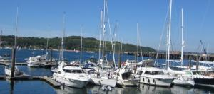 Falmouth Harbour