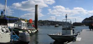 Fowey Waterfront