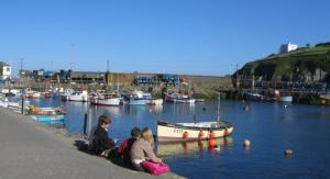 Mevagissey fishing village