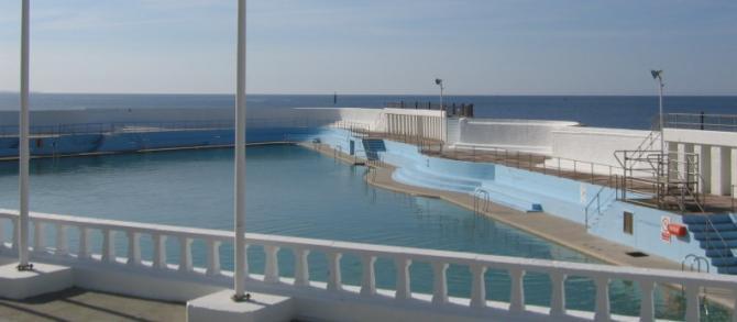 Jubilee Pool - Cornwall's great Art Deco lido in Penzance