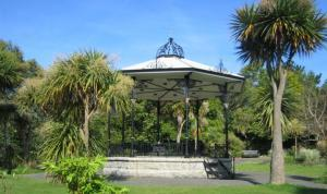 Morrab Gardens in Penzance