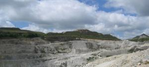 Explore St Austell's china clay landscapes on the China Clay Trails