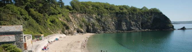 Porthpean Beach, St Austell Bay