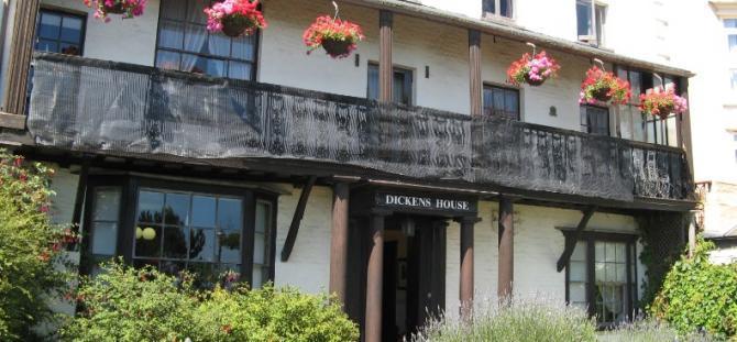 Dickens House Museum in Broadstairs