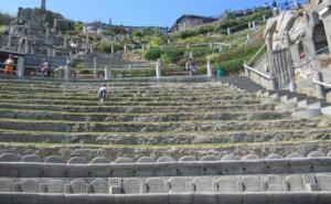 Daytime visits to The Minack Theatre