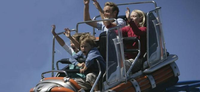 North Devon's Top Day Out with Kids - The Milky Way Adventure Park