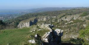 The landscapes of Cheddar