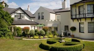Regency Cottage Complexes in Sidmouth