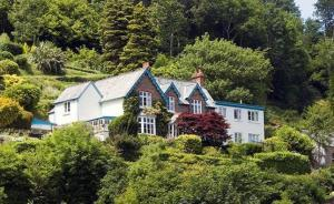 Victorian country house B&Bs on the Exmoor Coast in Devon