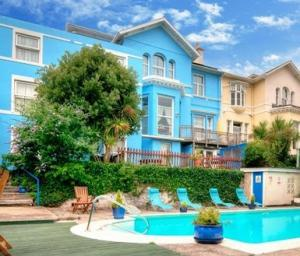 Boutique B&Bs with pools in Torquay