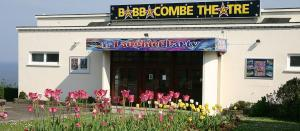 Babbacombe Theatre on The Downs