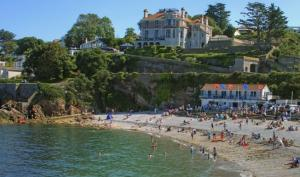 Brixham's Cove Beaches