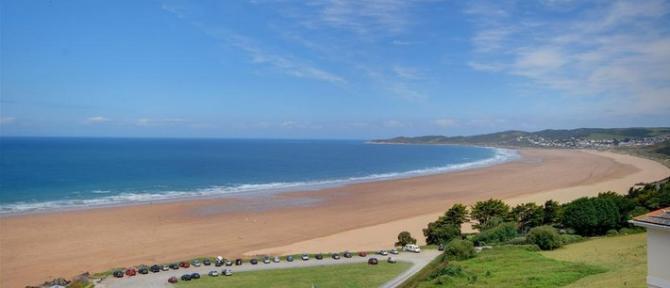Putsborough Beach, North Devon Coast