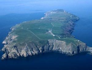 Lundy Island, North Devon's mythical off shore island