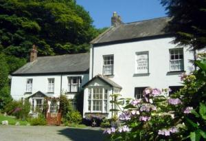 Country house B&Bs in North Devon's countryside around Ilfracombe